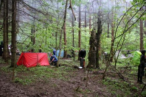 утро2 лагерь