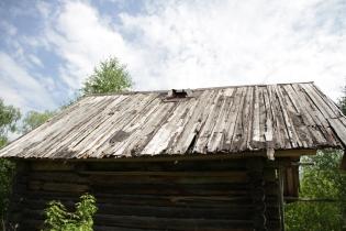 Крыша на месте