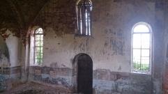 Храм совершенно пустой, первые впечатления мрачноватые