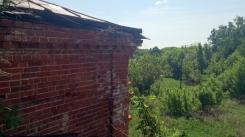 Угол крыши