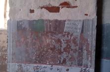 Остатки фресок, исторические слова Владимира Красно Солнышко перед крещением Руси (если верить Повести временных лет)
