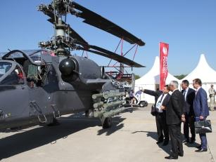 Ка-52К для Мистралей
