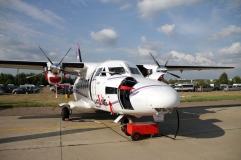 Новый чешский самолет
